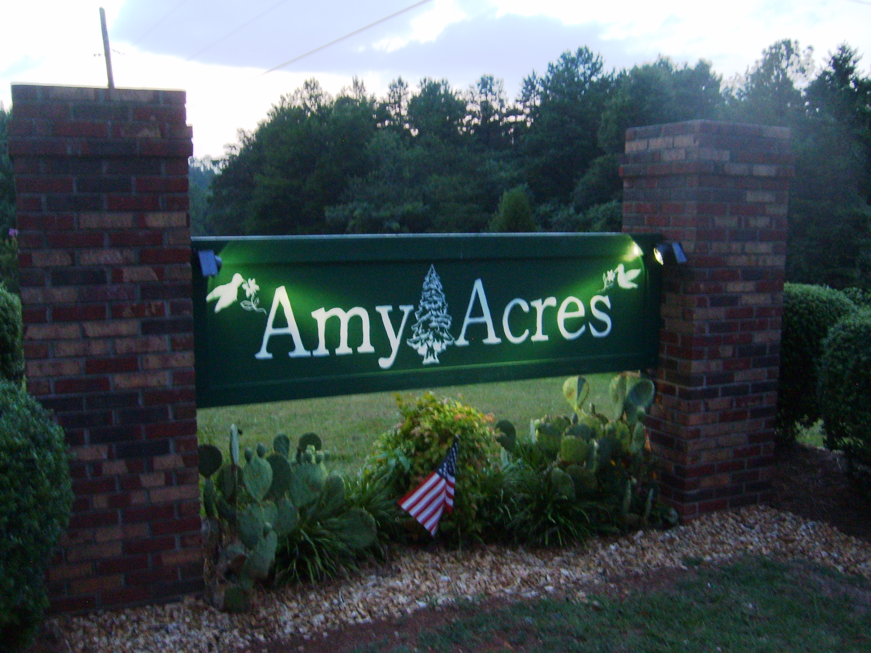 Amy Acres–South Gastonia Homes in a Country Atmosphere
